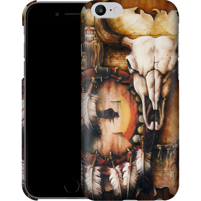 Apple iPhone 6s Plus Smartphone Huelle - Teri Rosario - Echo of the Buffalo von TATE and CO