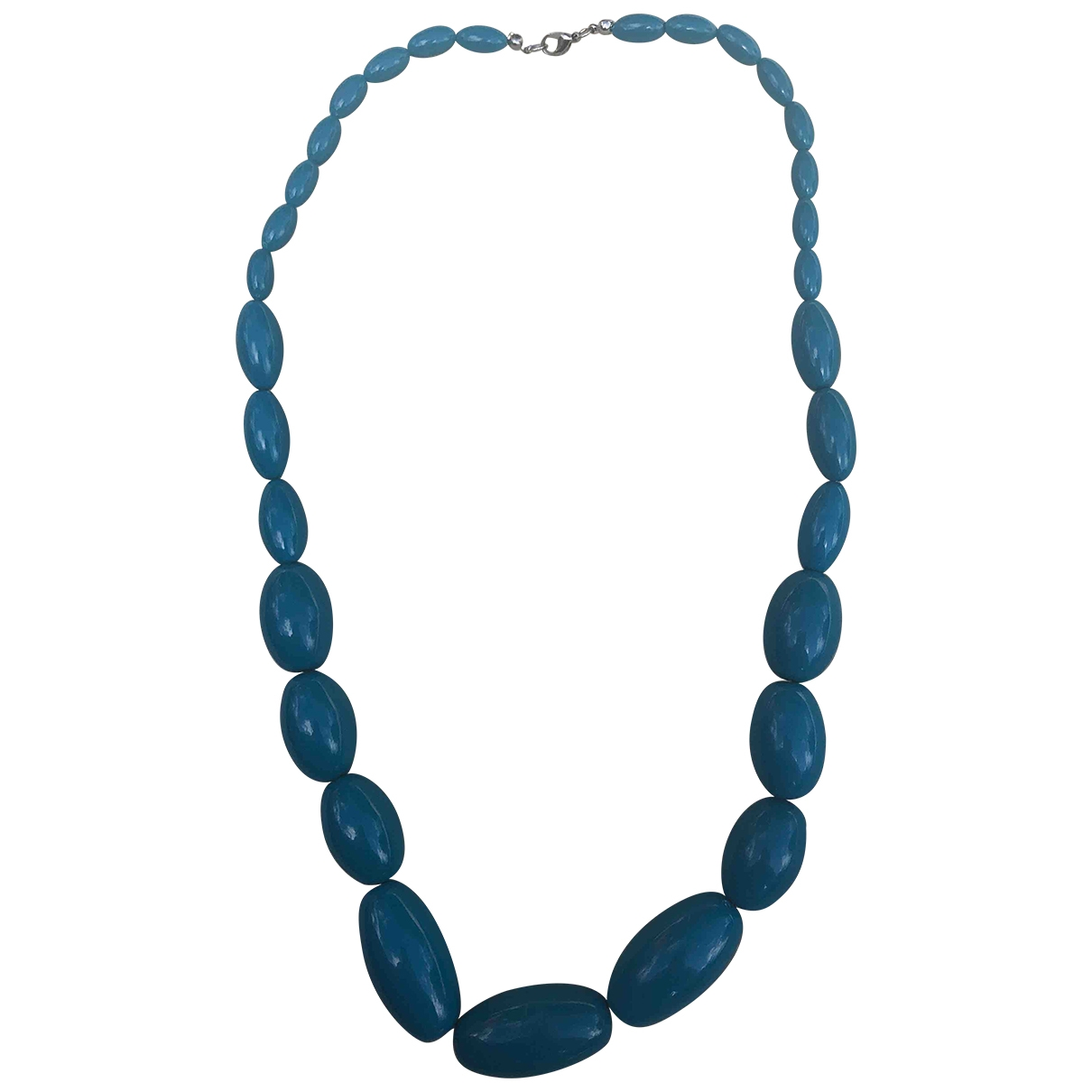Non Signé / Unsigned Art Déco Turquoise necklace for Women \N