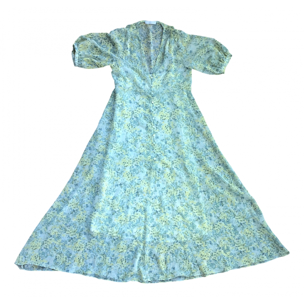 Mango \N Multicolour dress for Women XS International