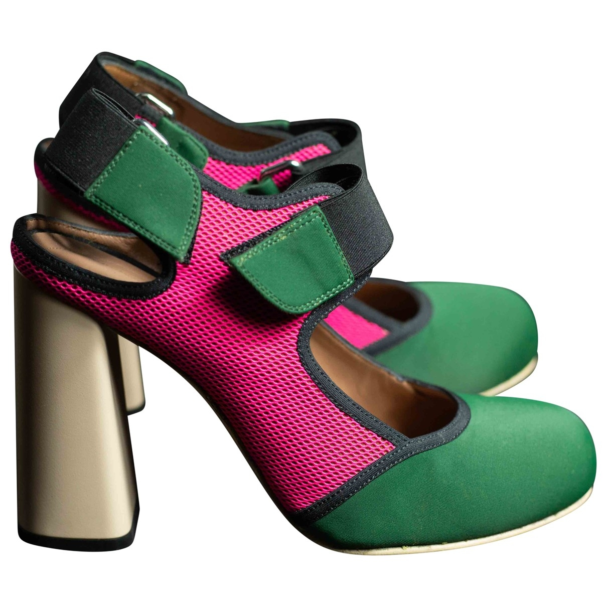 Marni \N Pumps in Leder