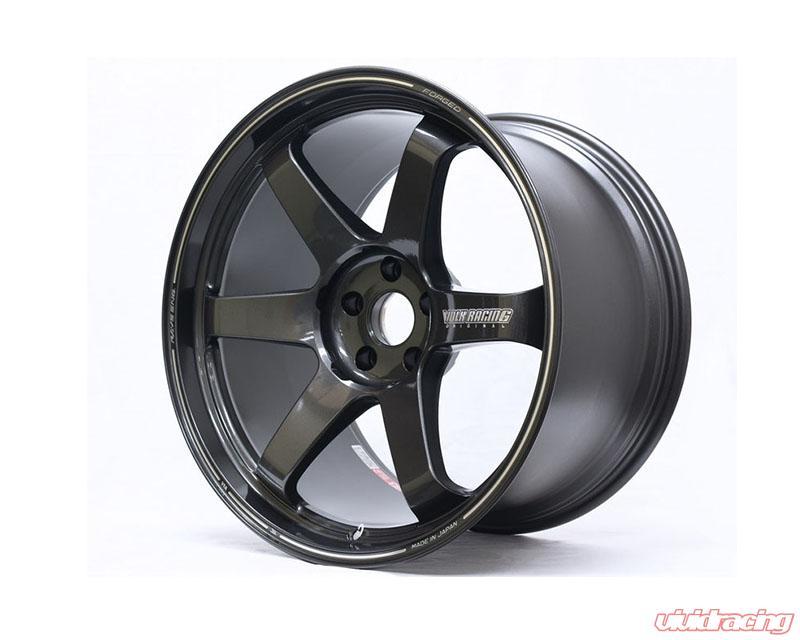 Volk Racing WVDUAY30EMM TE37 Ultra M-Spec Wheel 20x10 5x114.3 30mm Diamond Dark Gunmetal