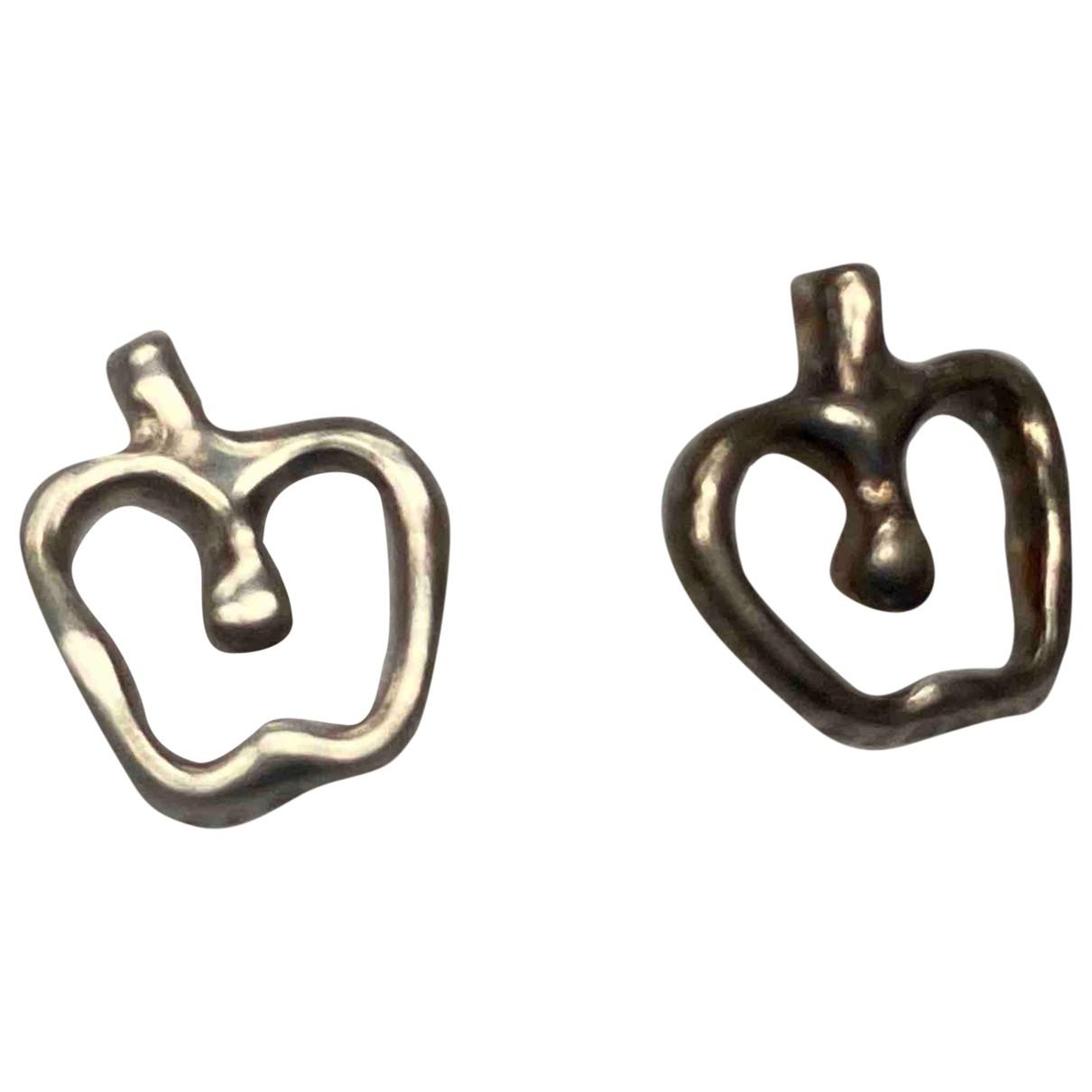 Tiffany & Co Elsa Peretti  Silver Silver Earrings for Women \N