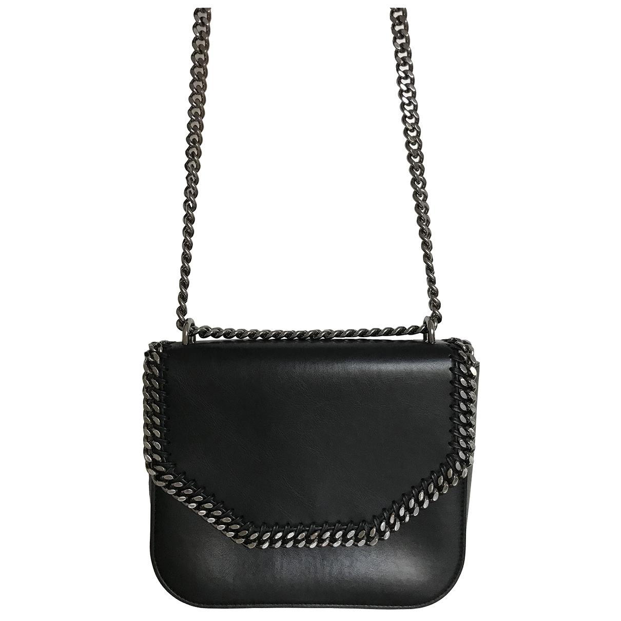 Stella Mccartney Falabella Box Black Cloth handbag for Women \N