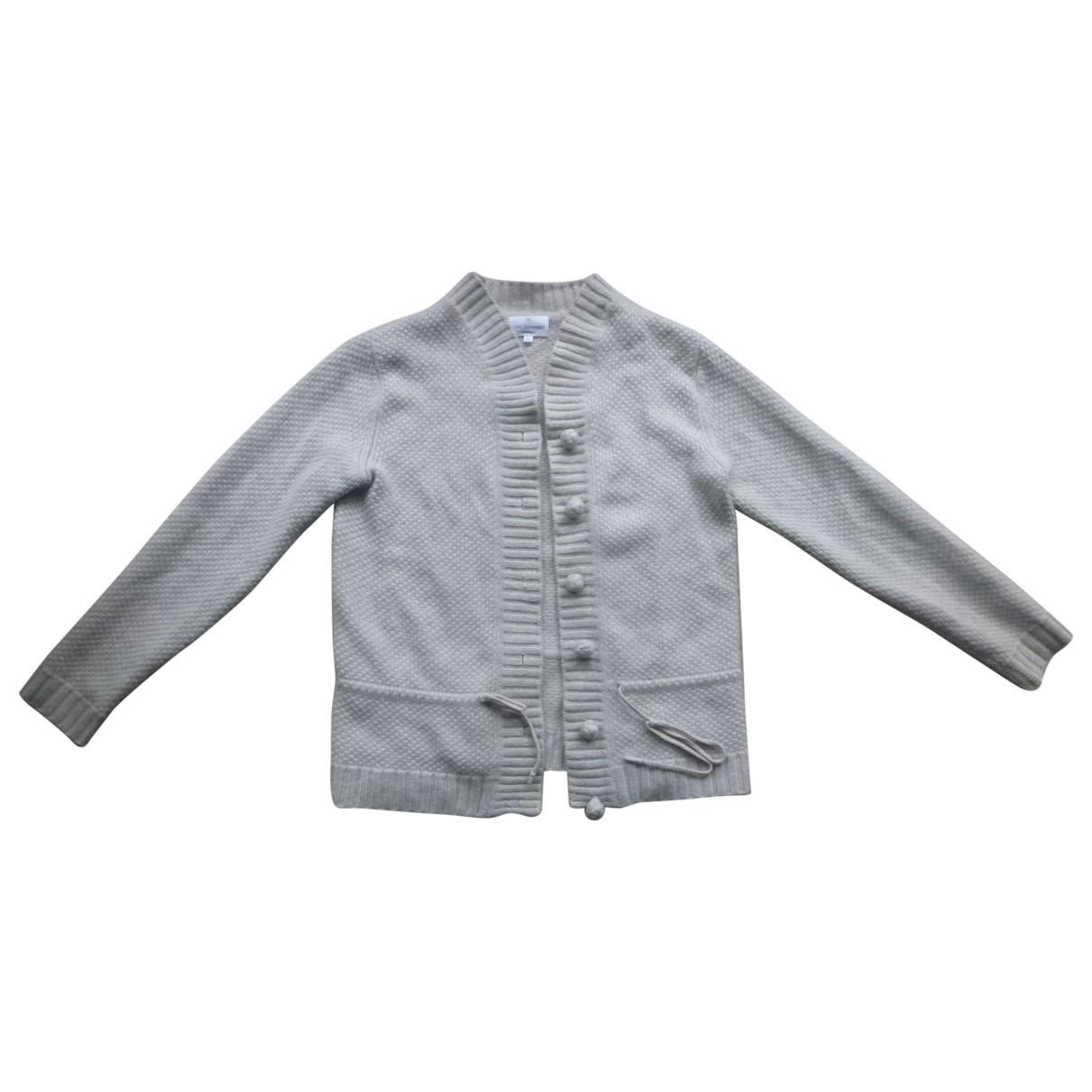 Eric Bompard \N Ecru Cashmere Knitwear for Women XL International