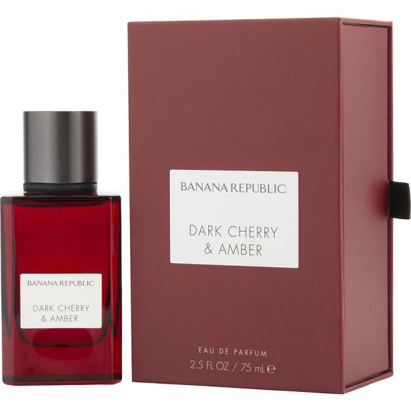 Dark Cherry & Amber - Banana Republic Eau de parfum 75 ml