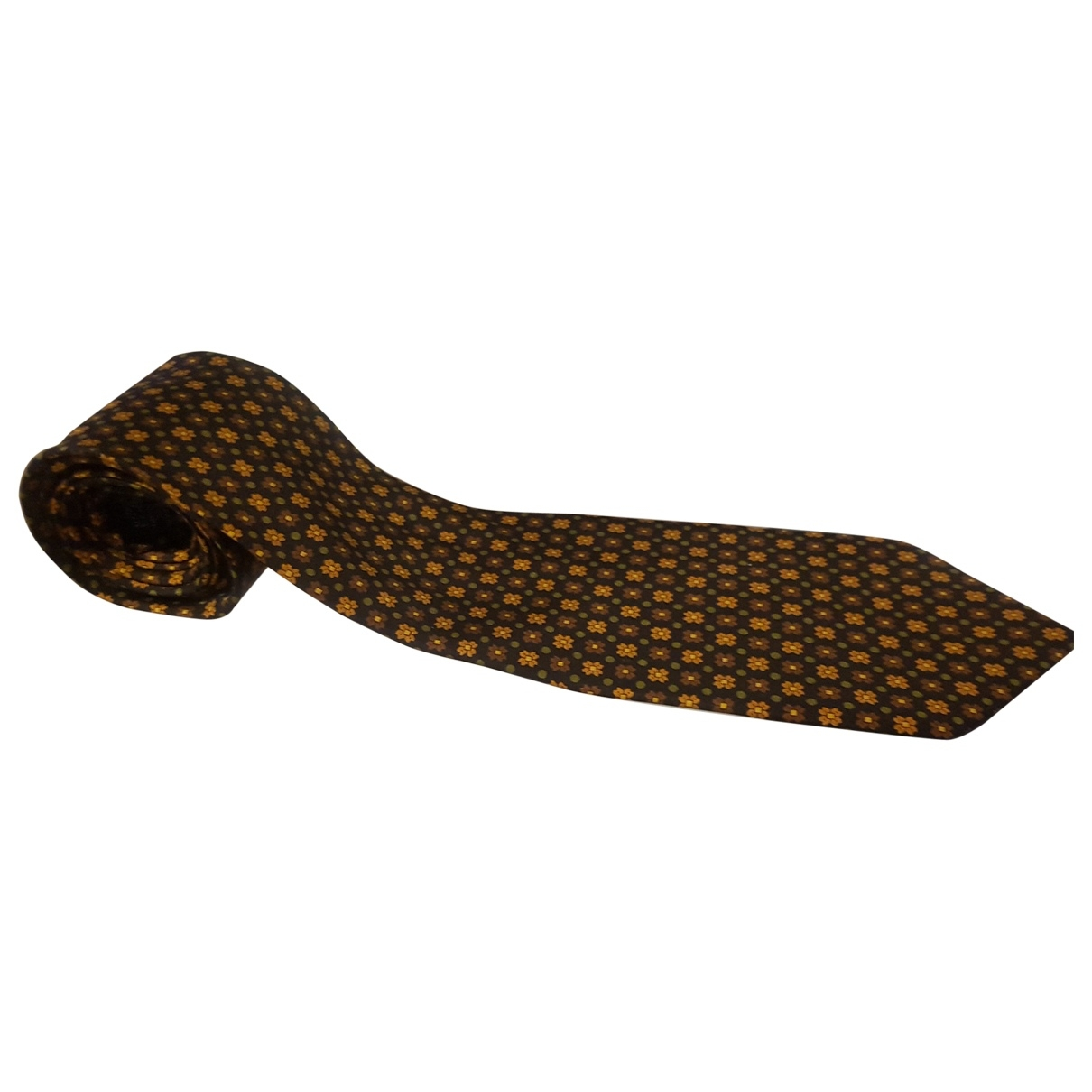 Yves Saint Laurent \N Silk Ties for Men \N