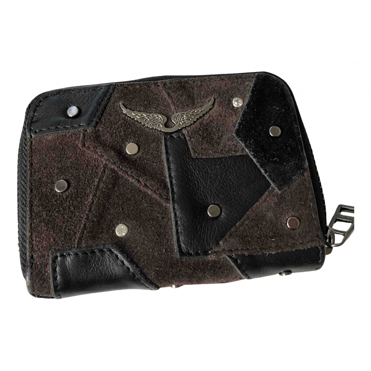 Zadig & Voltaire N Leather wallet for Women N