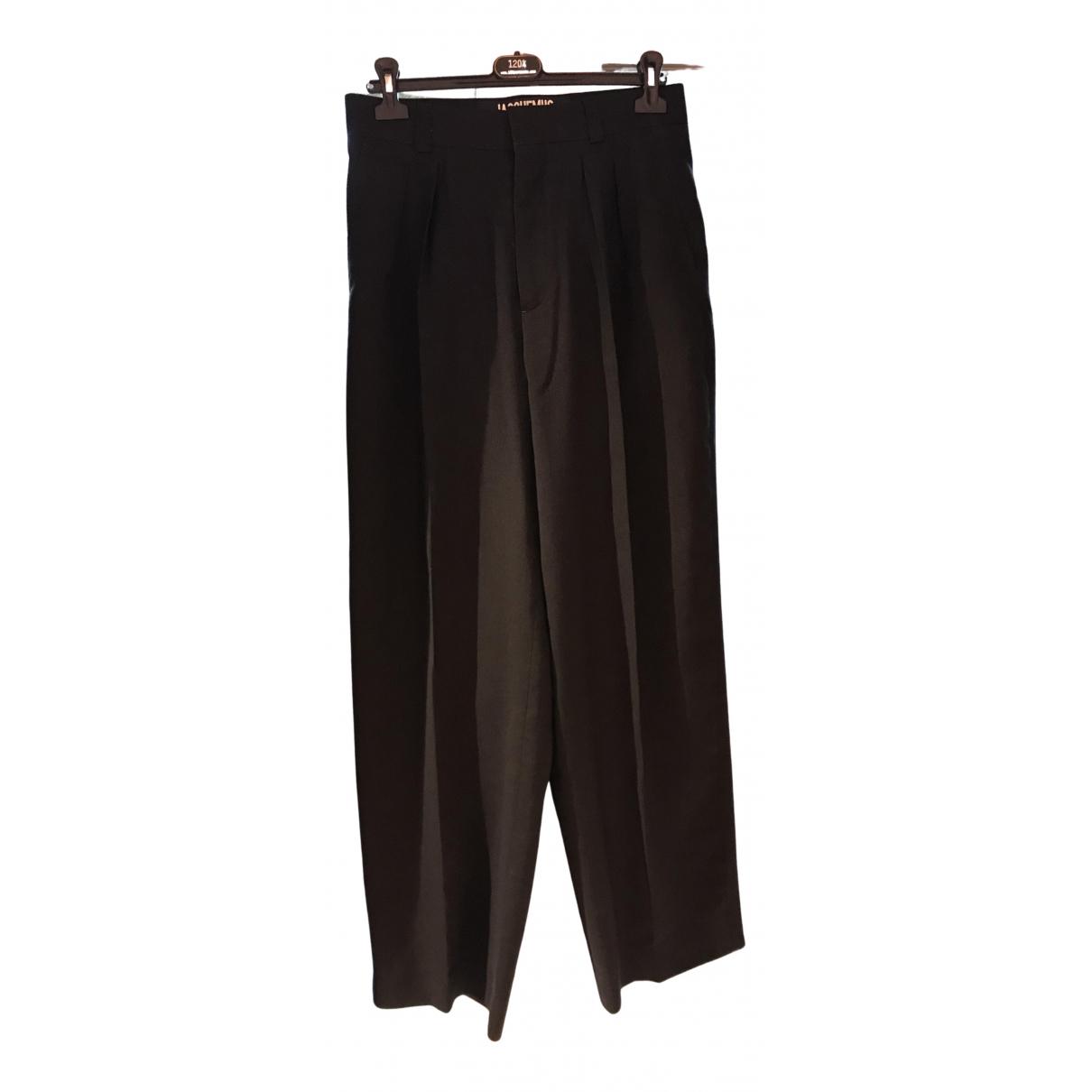 Pantalon de Lino Jacquemus
