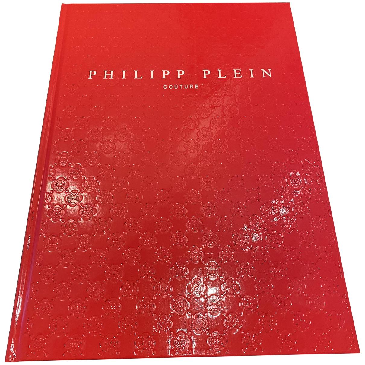 Philipp Plein \N Mode in  Rot Holz