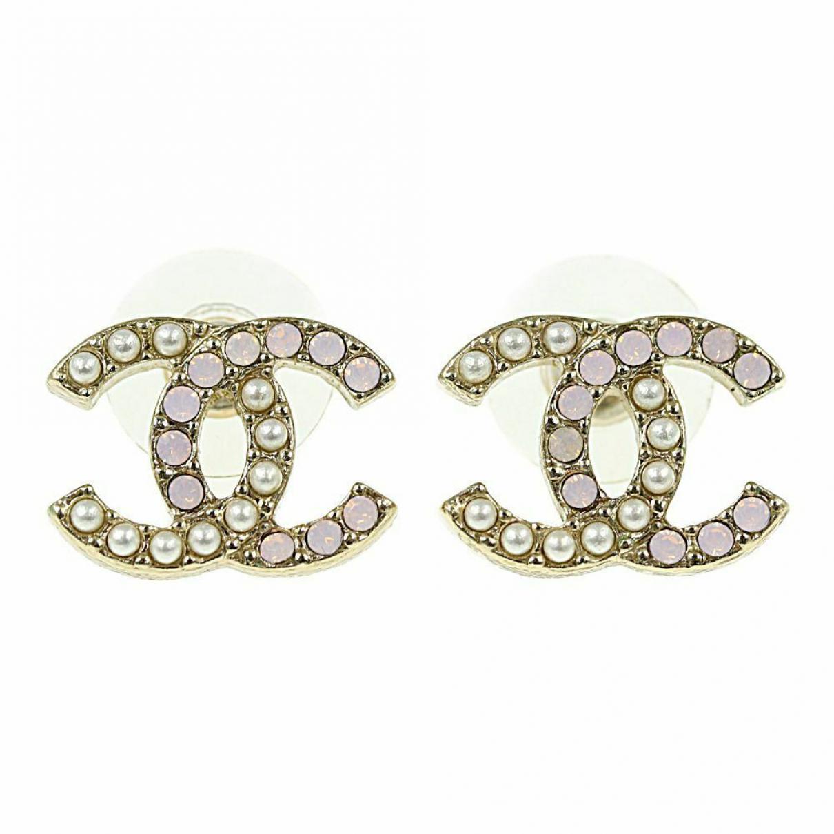 Chanel - Boucles doreilles   pour femme en autre