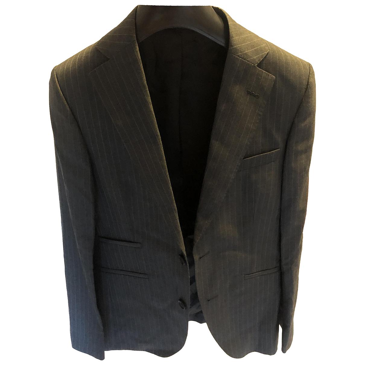 Cartier - Vestes.Blousons   pour homme en laine - gris