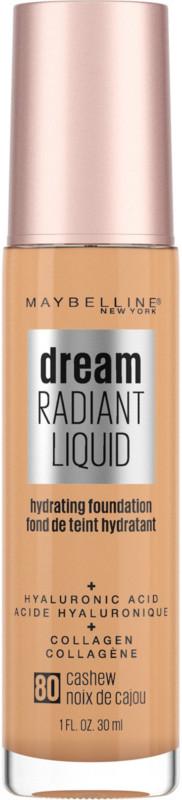Dream Radiant Liquid Foundation - Cashew