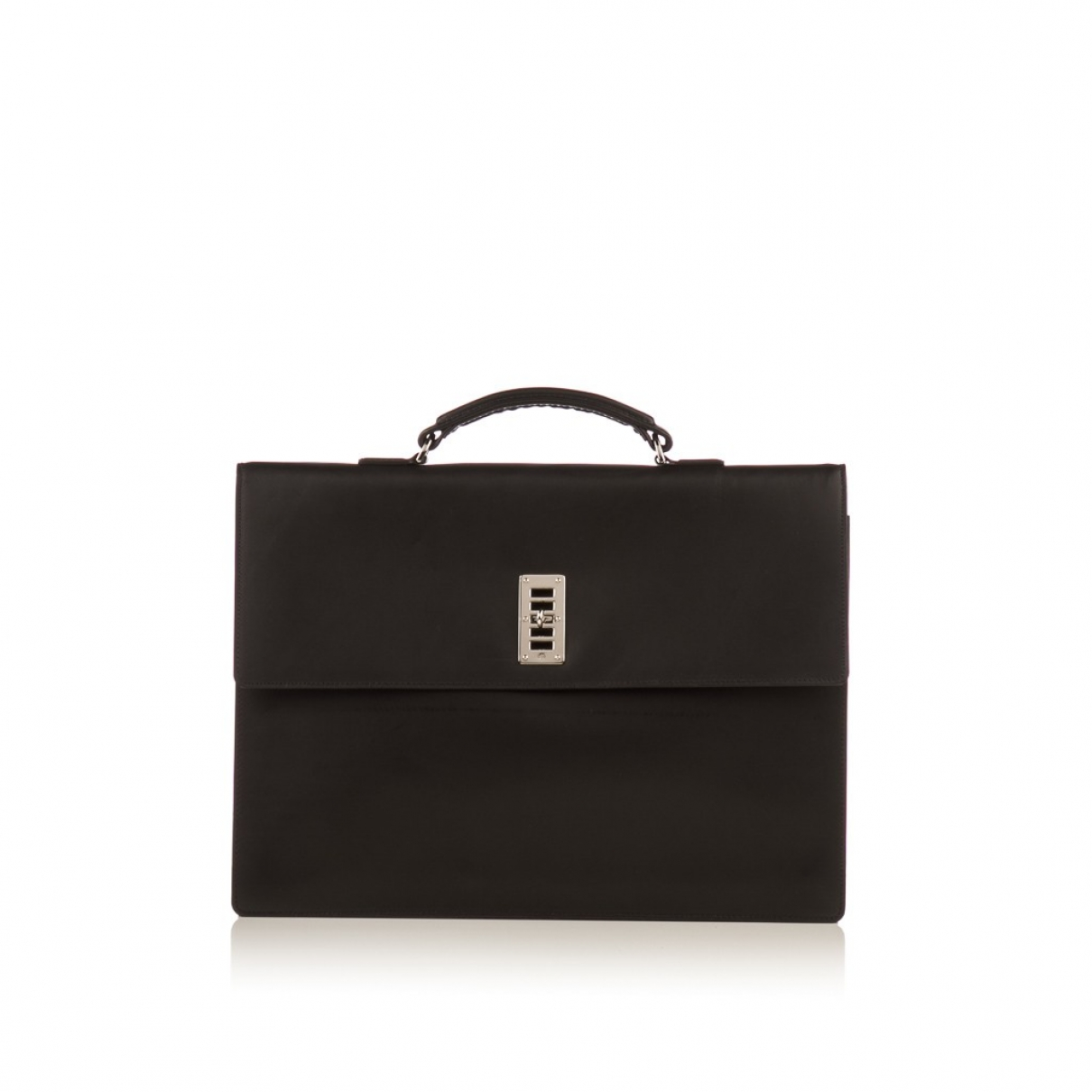 Mulberry \N Black Leather bag for Men \N