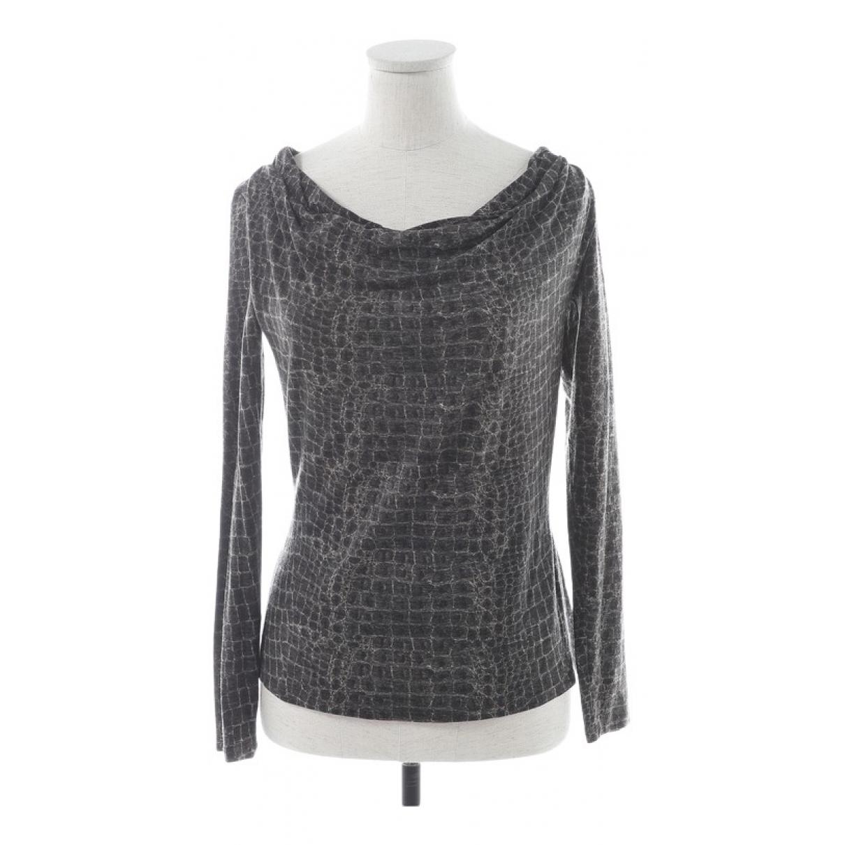 Max Mara \N Grey Wool  top for Women S International
