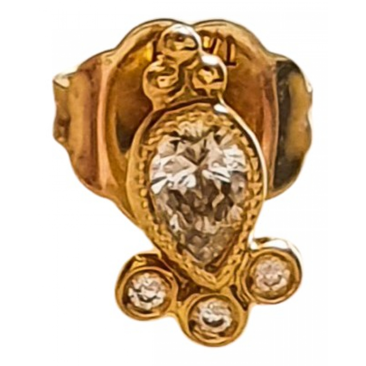 Maria Tash \N Gold Yellow gold Earrings for Women \N