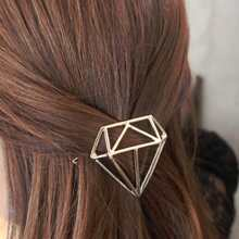 Diamond Shaped Hair Clip