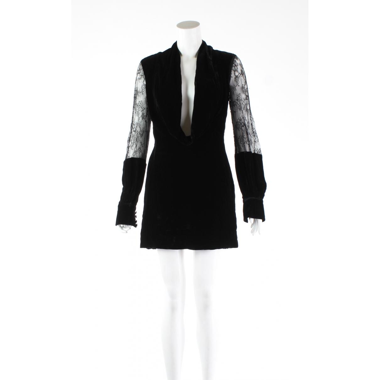 Alice Mccall \N Kleid in  Schwarz Synthetik