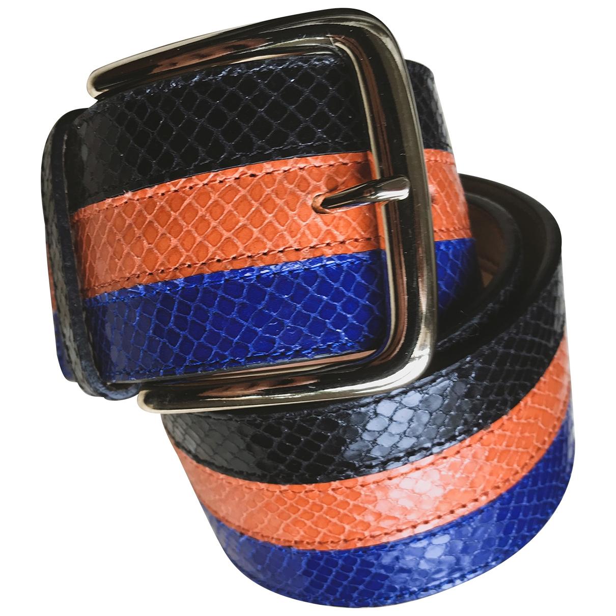 Cinturon Max Mara Atelier de Perlas Max Mara