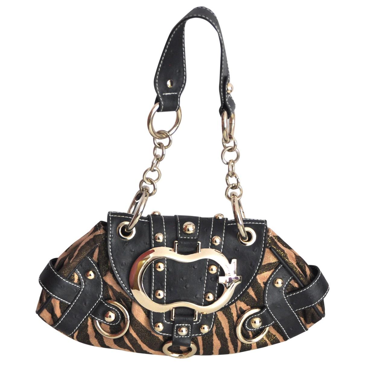 Guess \N Leather handbag for Women \N