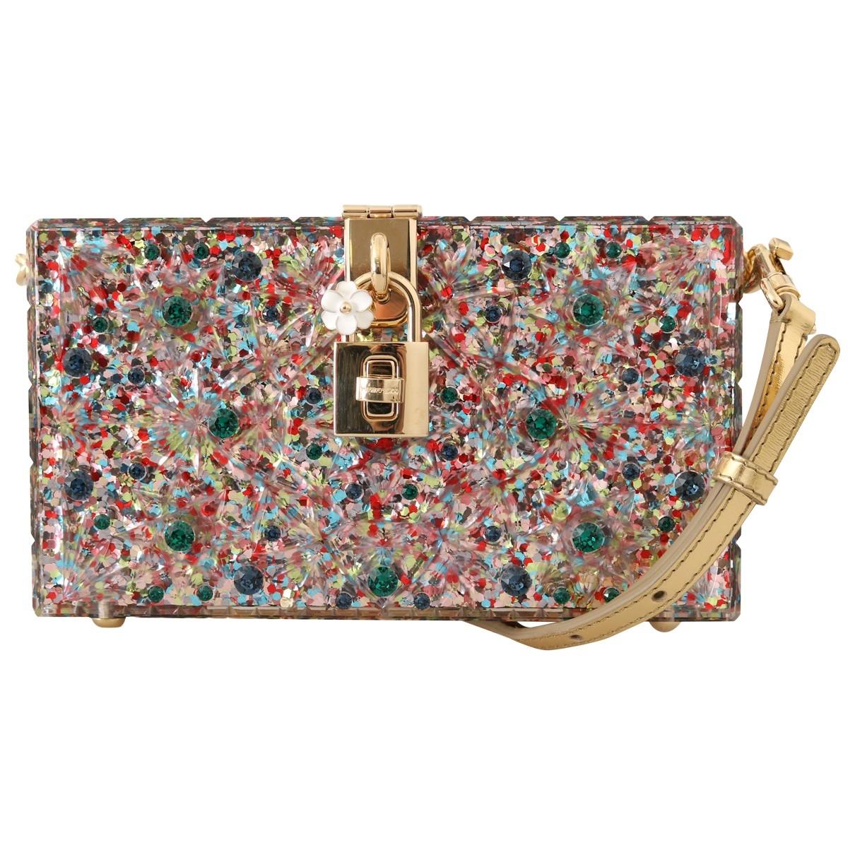 Dolce & Gabbana \N Handtasche in  Bunt Kunststoff