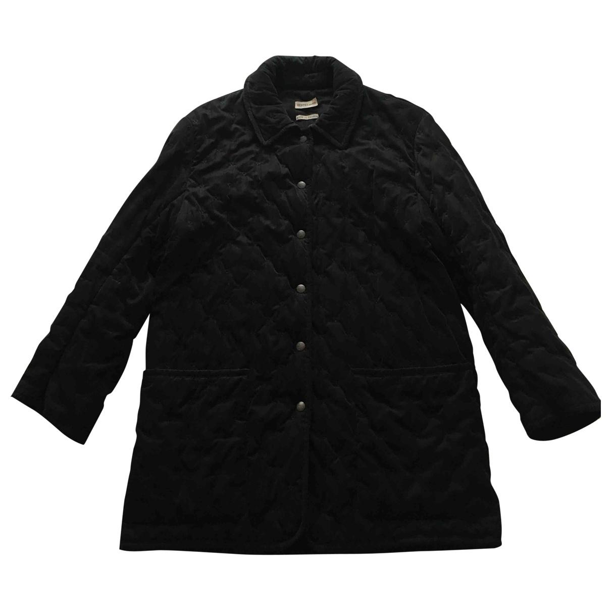Hermès \N Green jacket for Women 36 FR