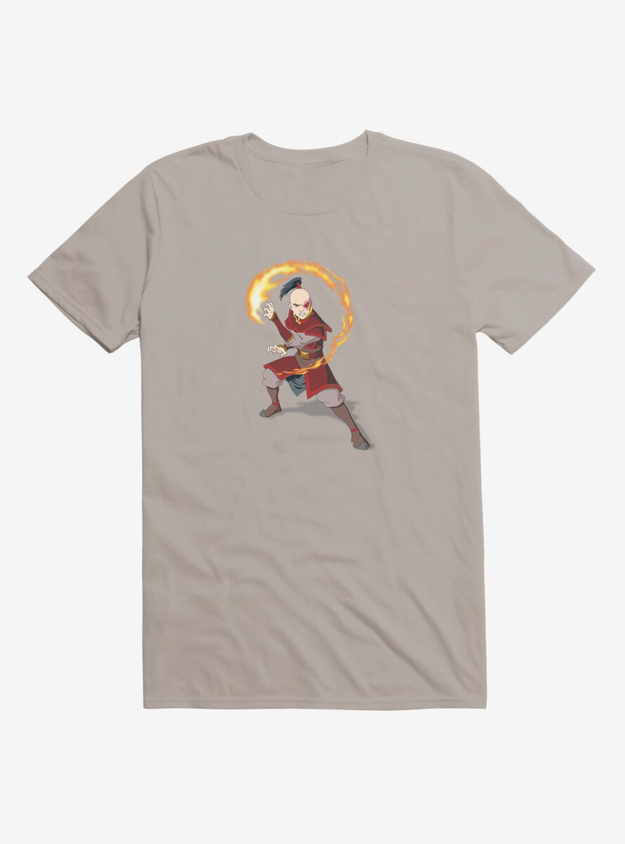 Avatar: The Last Airbender Zuko Firebending T-Shirt