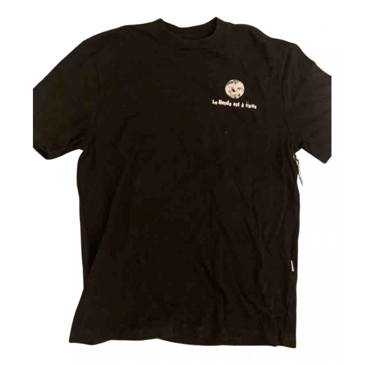 Aime Leon Dore \N T-Shirts in  Schwarz Baumwolle