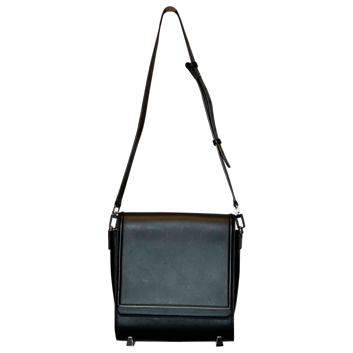 Alexander Wang \N Handtasche in  Schwarz Leder