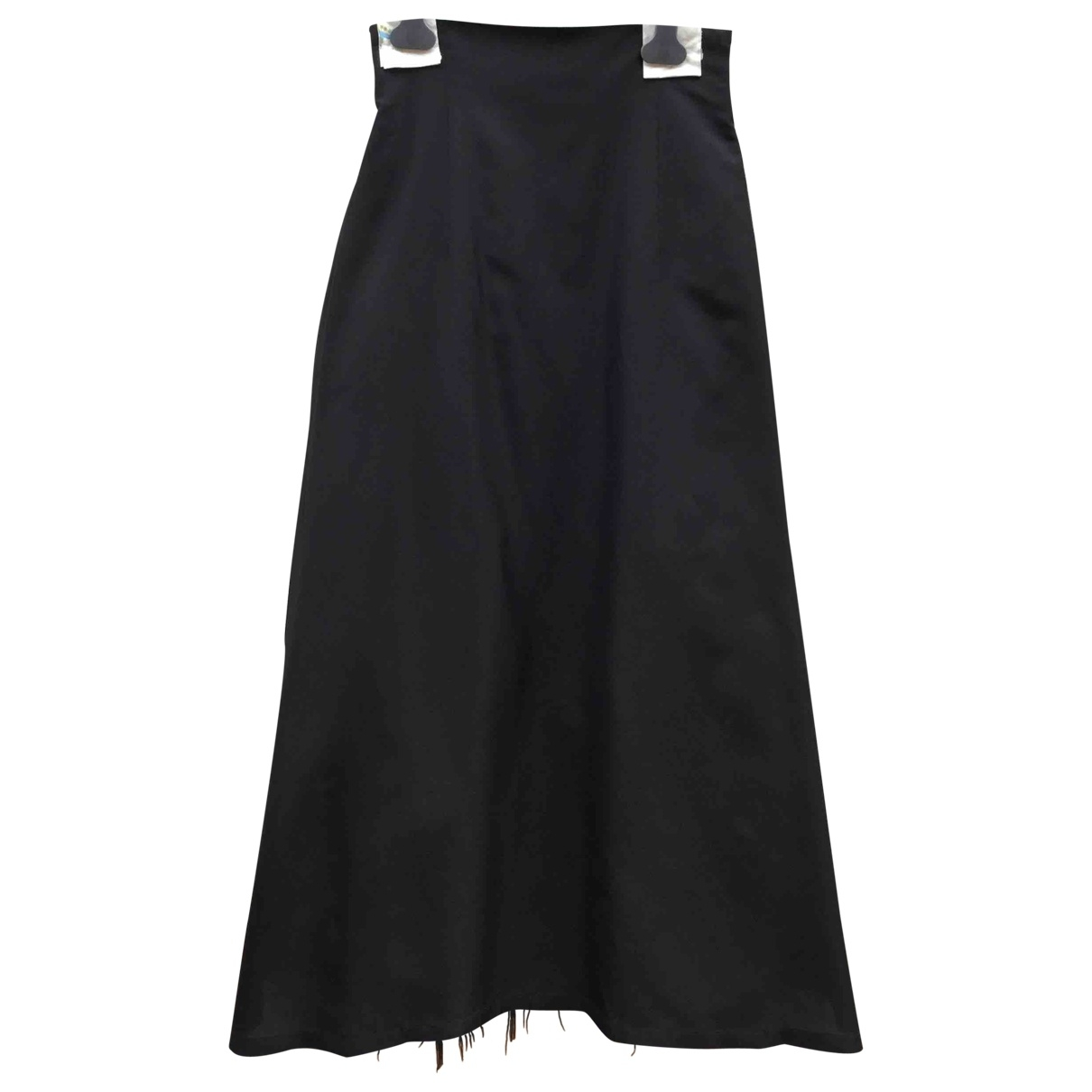 Moschino Cheap And Chic - Jupe   pour femme - noir
