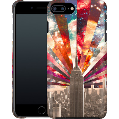Apple iPhone 8 Plus Smartphone Huelle - Superstar New York von Bianca Green