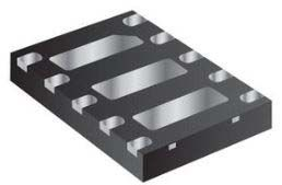 Bourns CDDFN10-2574N, Uni-Directional TVS Diode Array, 10-Pin DFN (3000)