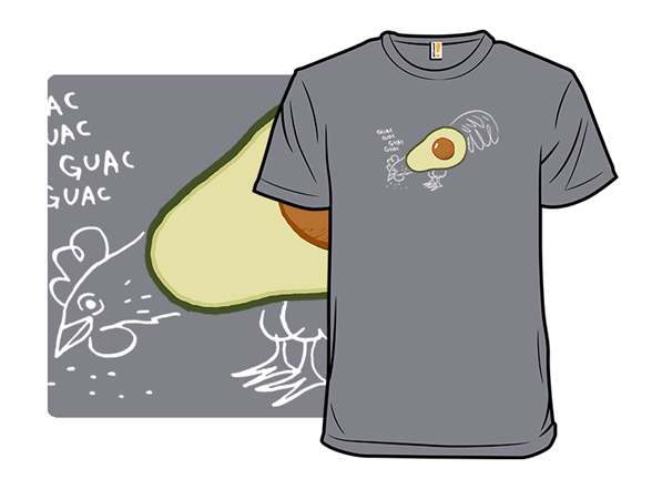 Avocado Clucker T Shirt