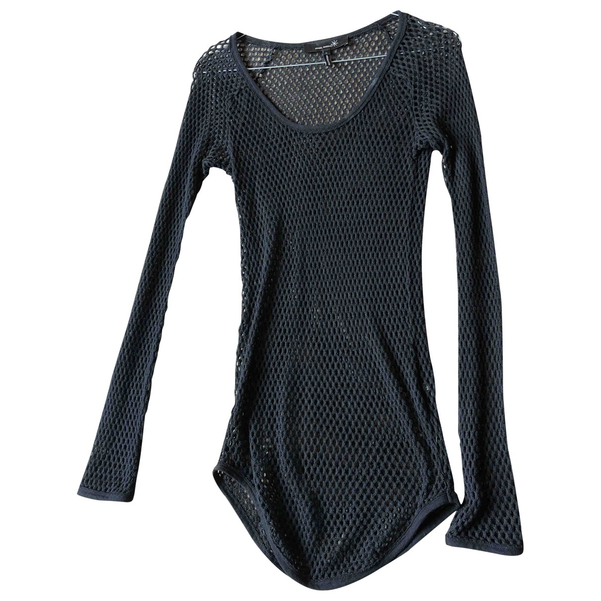 Isabel Marant \N Black Cotton  top for Women 0 0-5