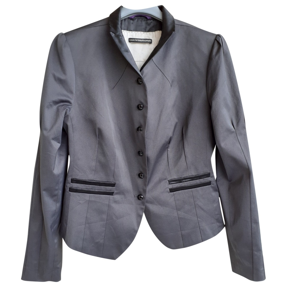 Drykorn \N Black Cotton jacket for Women XL International