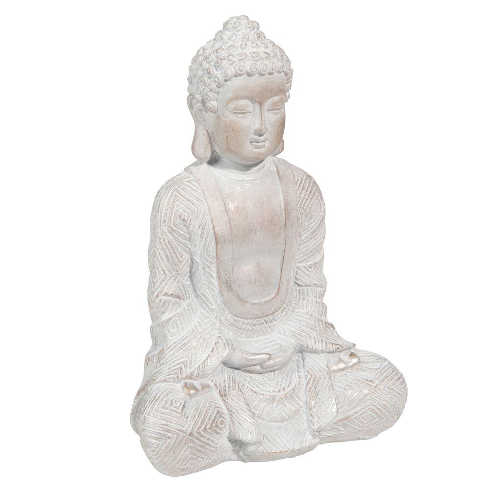 Buddhafigur, Bleicheffekt, H23