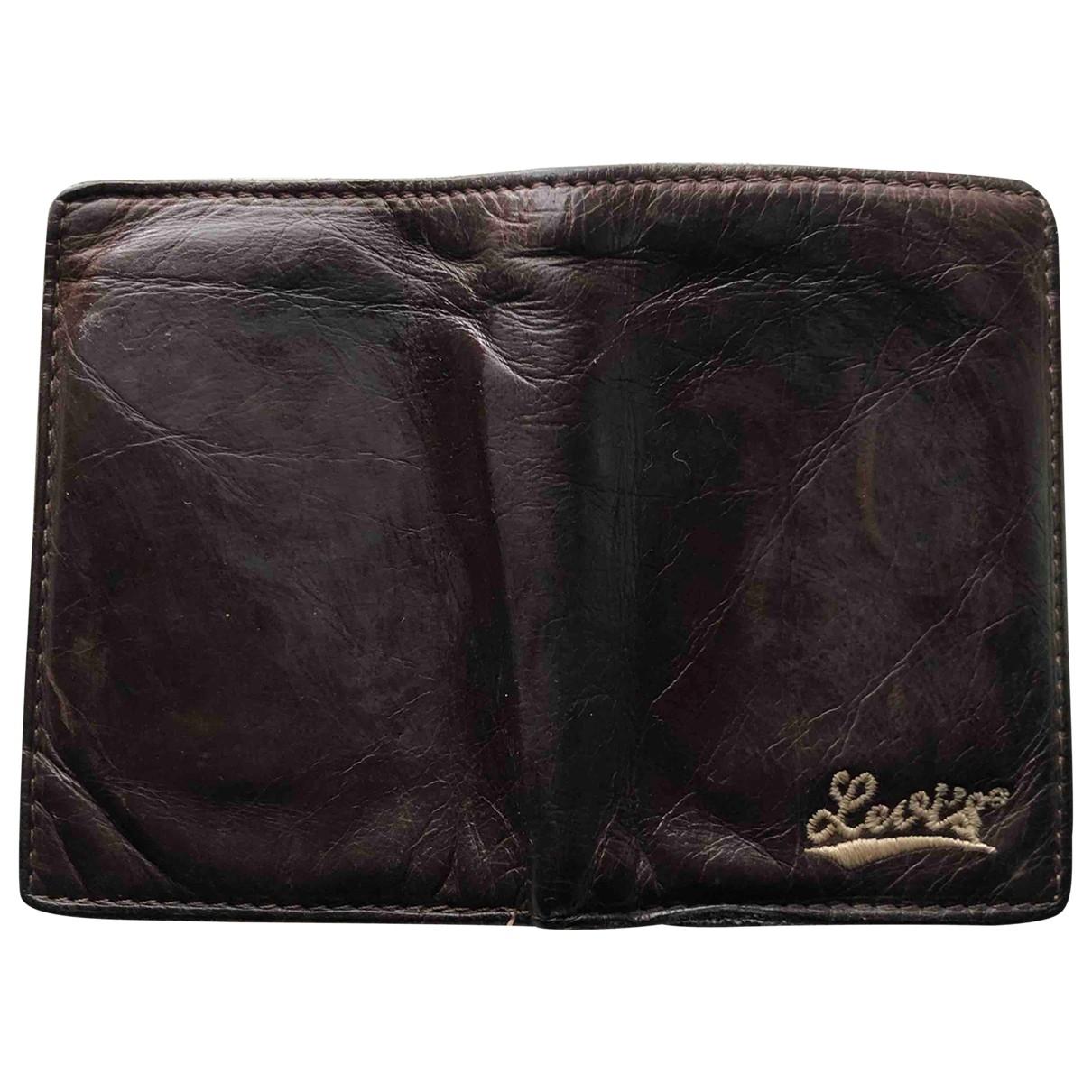 Levis - Accessoires   pour lifestyle en cuir - marron
