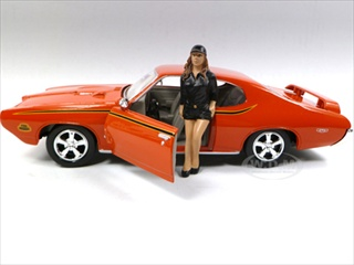 Car Model Sue Figure For 124 Scale Diecast Car Models by American Diorama