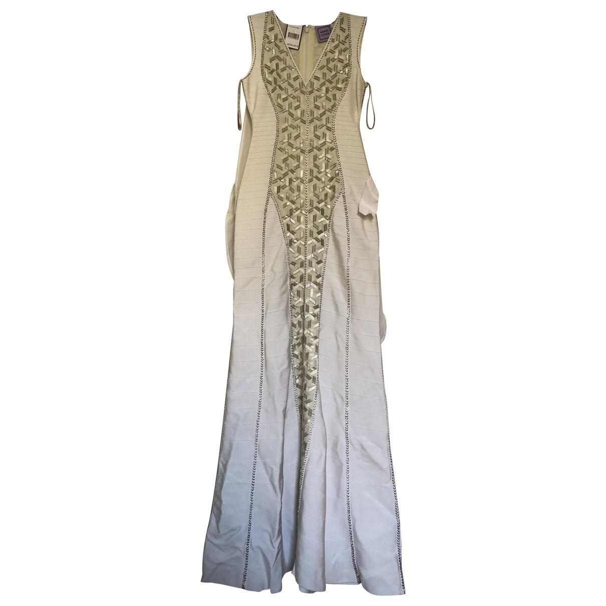 Herve Leger N White dress for Women S International