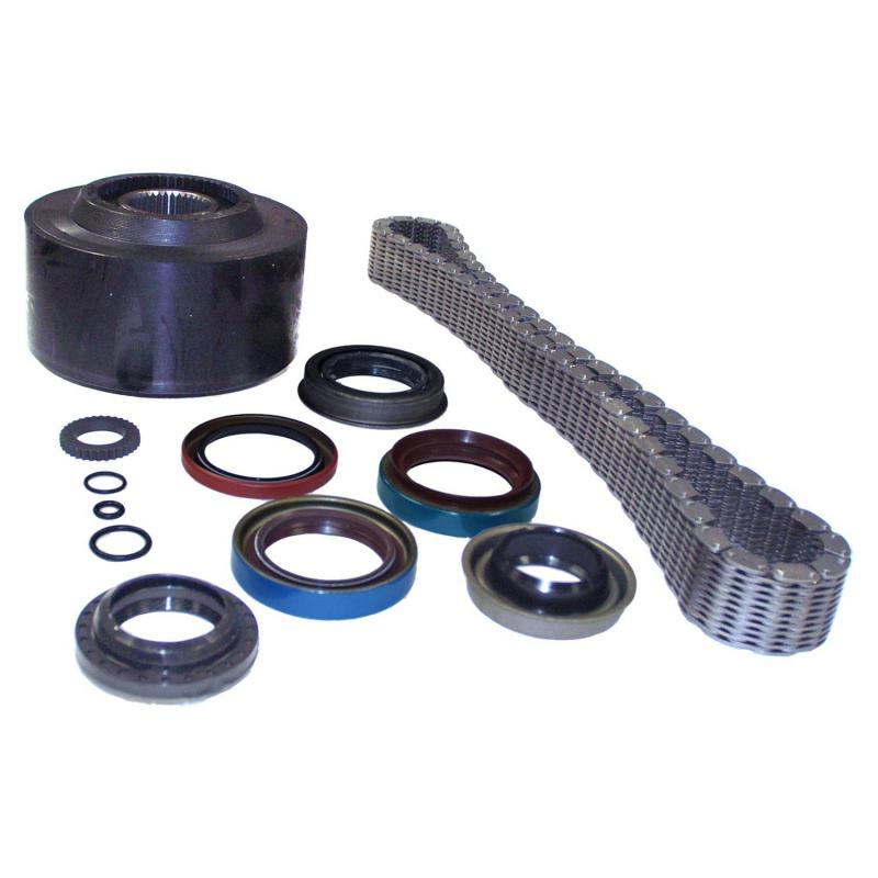 Crown Automotive 4897221AAK2 Jeep Replacement Viscous Coupling Kit for 1993-1996 ZJ Grand Cherokee w/ NV249 Transfer Case Jeep Grand Cherokee 1993-199
