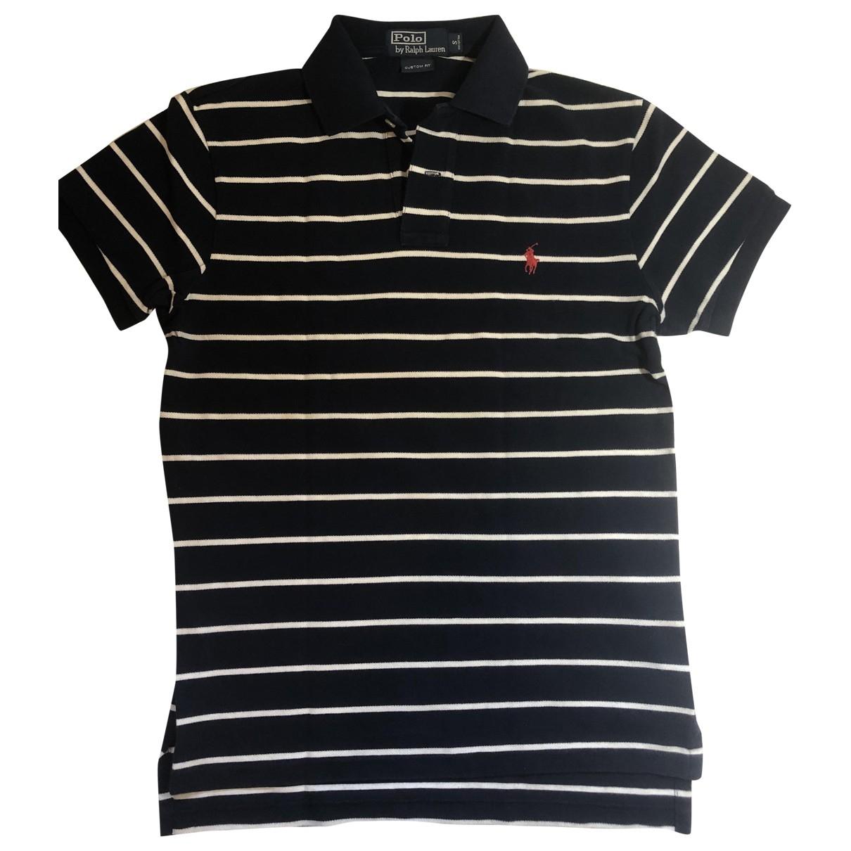 Polo Polo classique manches courtes en Algodon Marino Polo Ralph Lauren