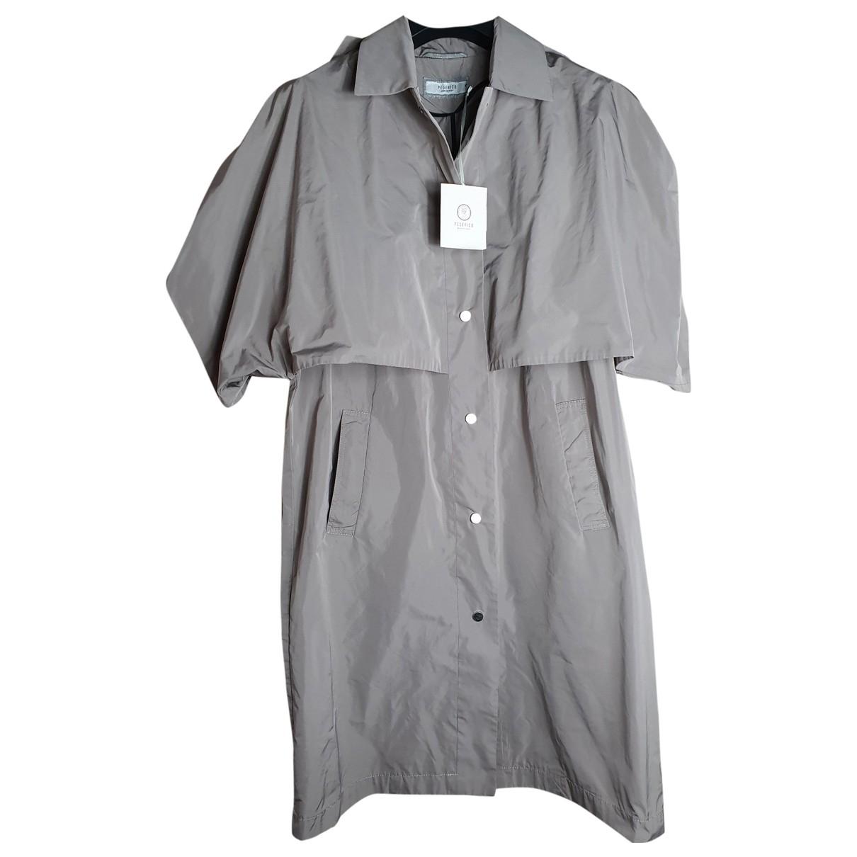 Peserico - Robe   pour femme - gris
