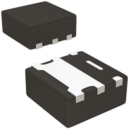 Vishay Dual P-Channel MOSFET, 4.5 A, 20 V, 6-Pin SOT-363 (SC-70)  SIA923EDJ-T1-GE3 (20)