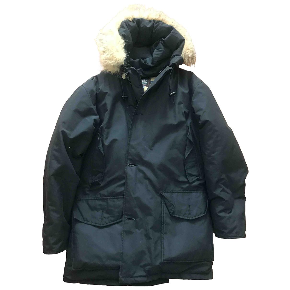 Woolrich \N Blue coat for Women S International