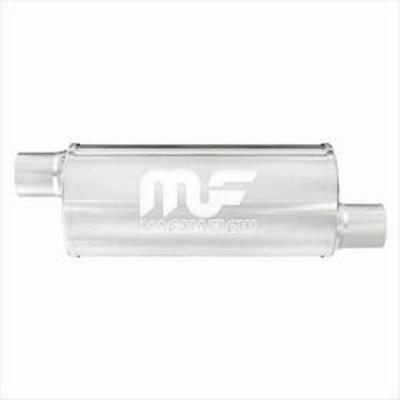 MagnaFlow Satin Stainless Steel Muffler - 12636