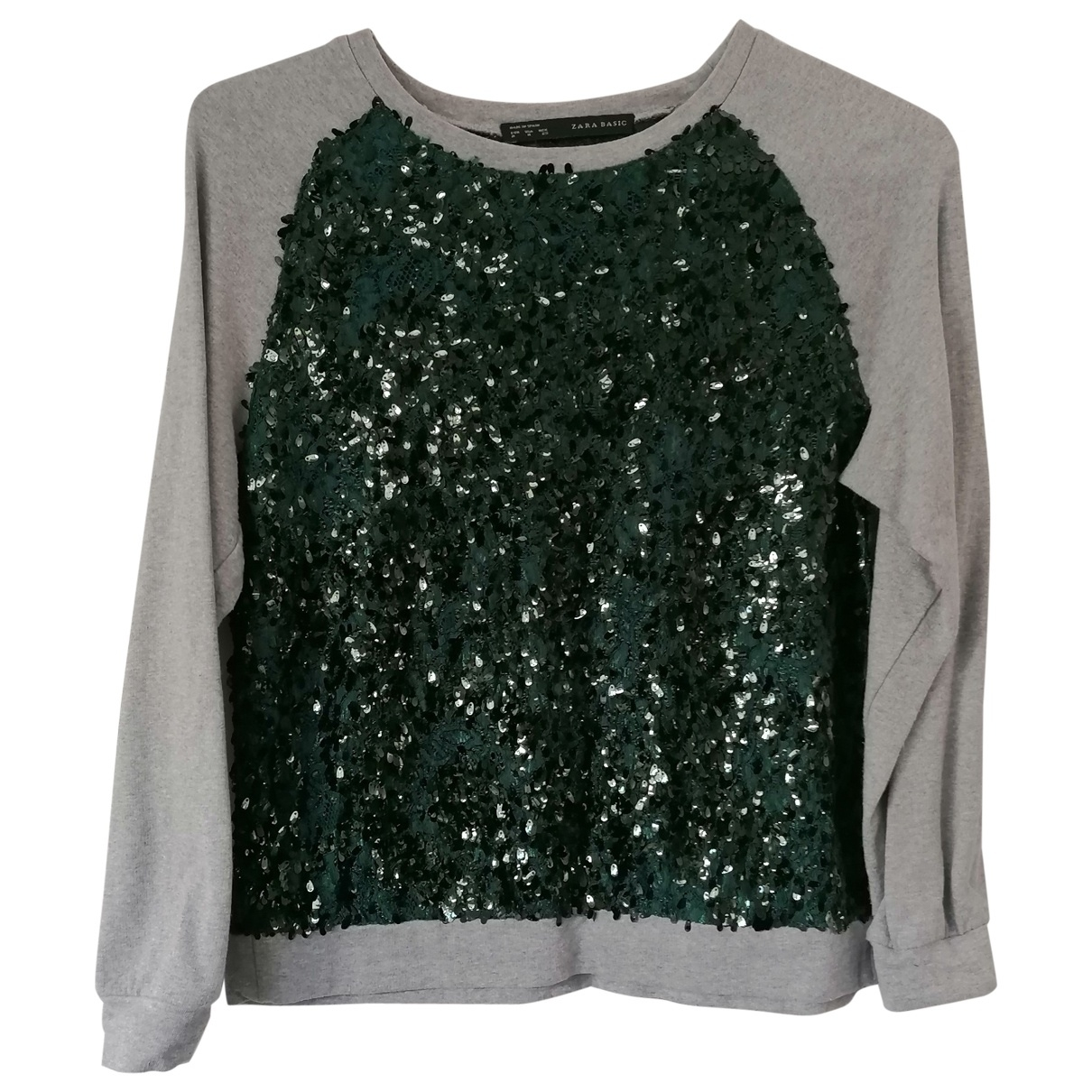 Zara \N Multicolour Cotton Knitwear for Women 42 IT
