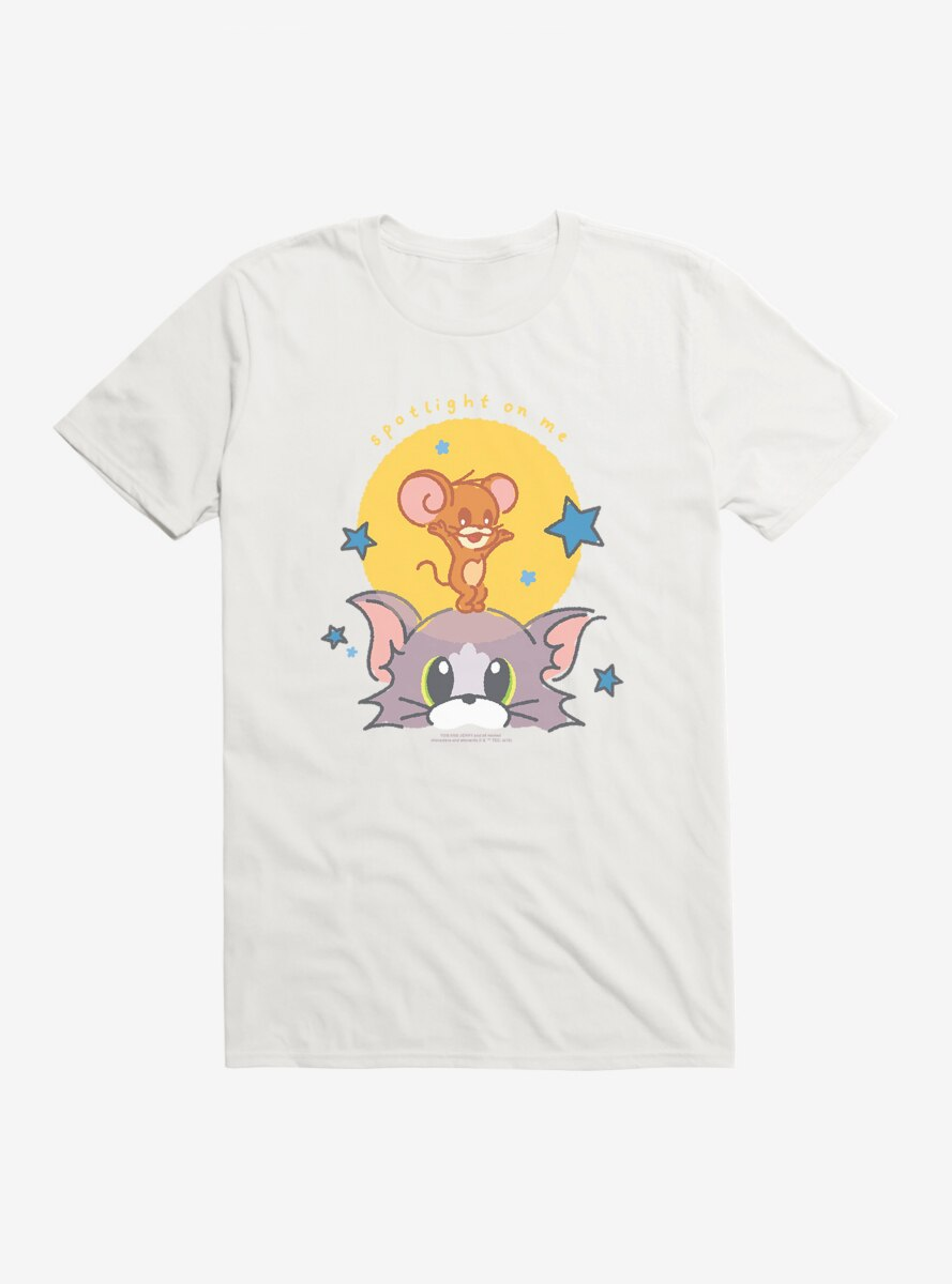 Tom And Jerry Spotlight On Me T-Shirt
