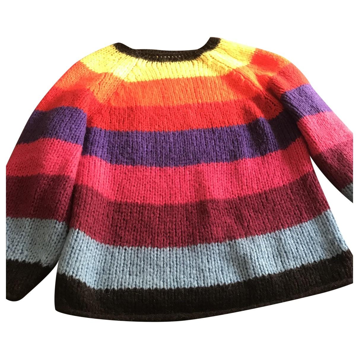 Ba&sh \N Multicolour Wool Knitwear for Women 34 FR