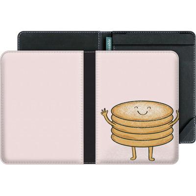 tolino vision eBook Reader Huelle - Pancake-man with Sugar von caseable Designs
