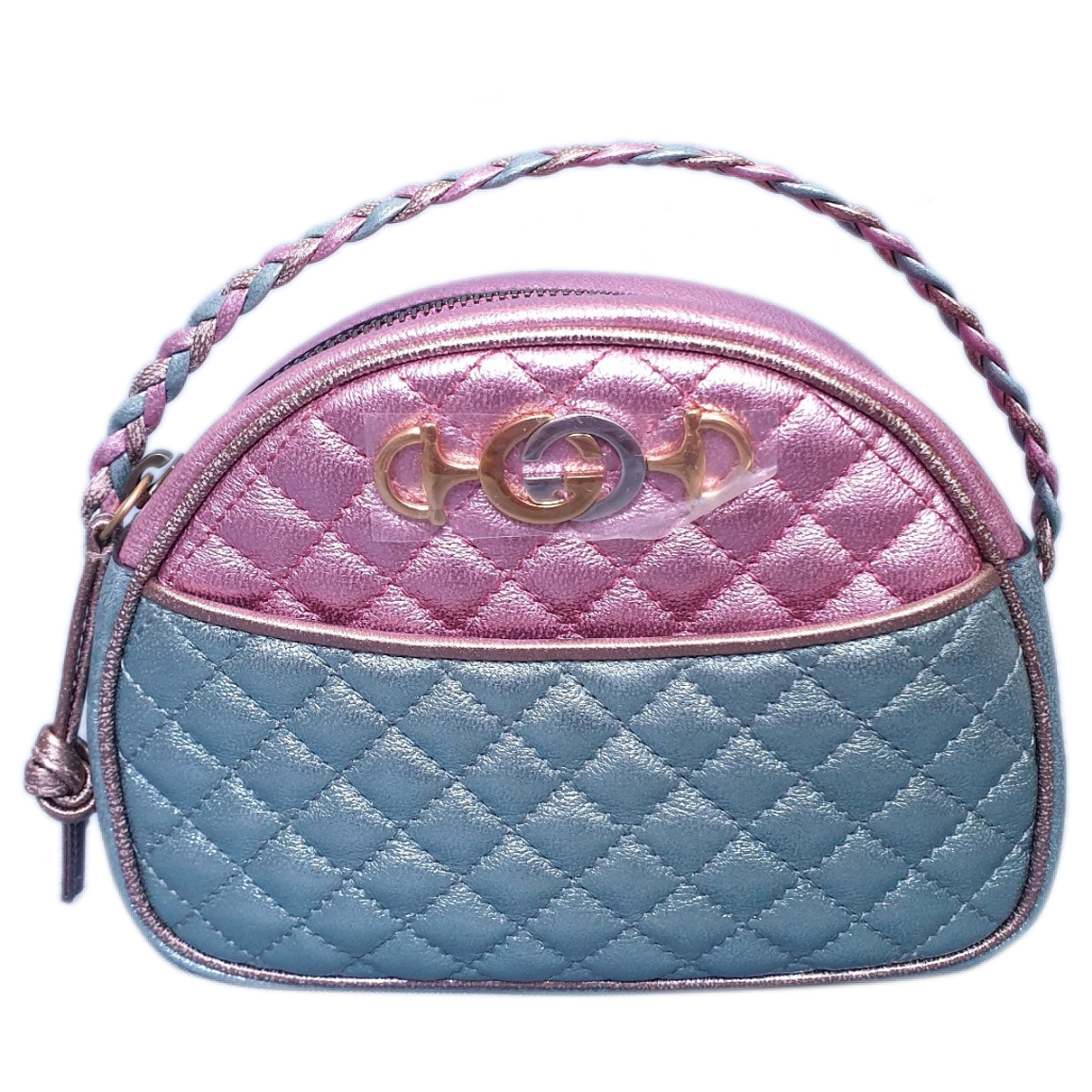 Gucci Laminated Multicolour Leather Clutch bag for Women \N
