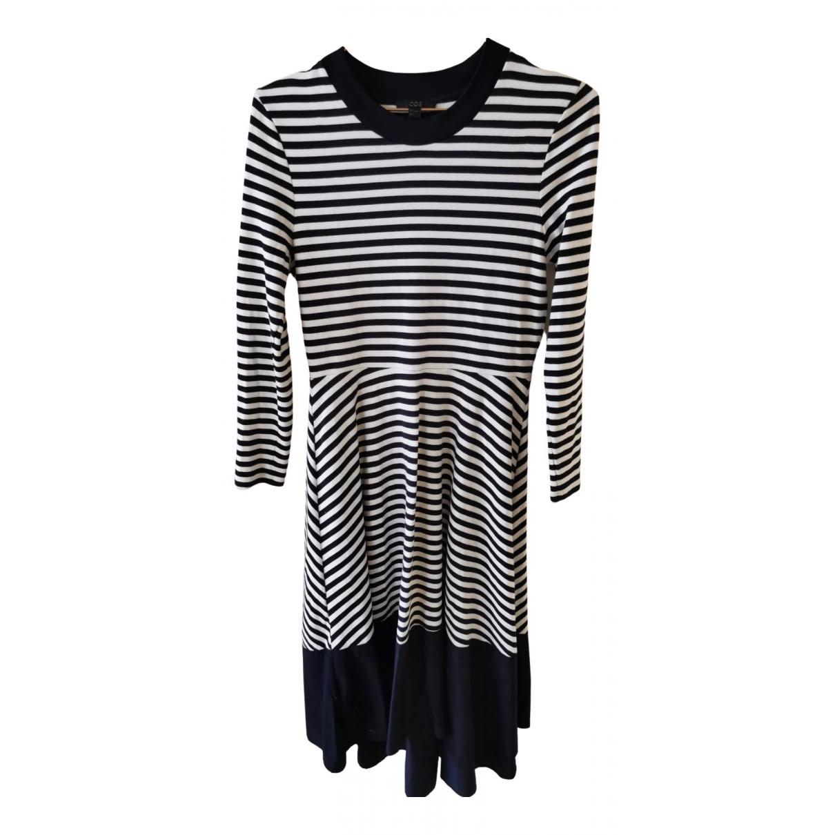 Cos \N Blue Cotton dress for Women XS International